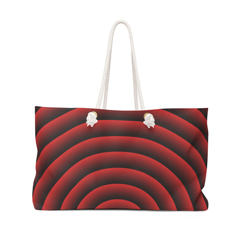 Awesome Spiral Weekender Bag