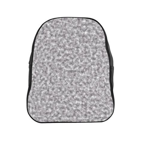 Gray and White Clouds Backpack
