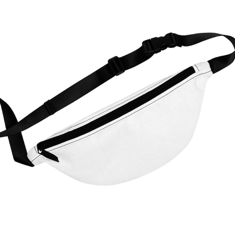White Fanny Pack