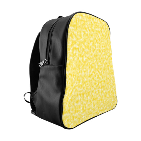 Gold and White Clouds Backpack