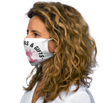 HL Fashions & Gifts Snug-Fit Polyester Face Mask