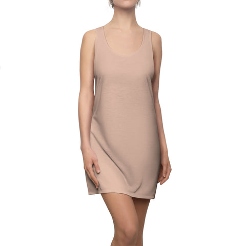 Pale Pink Racerback Dress