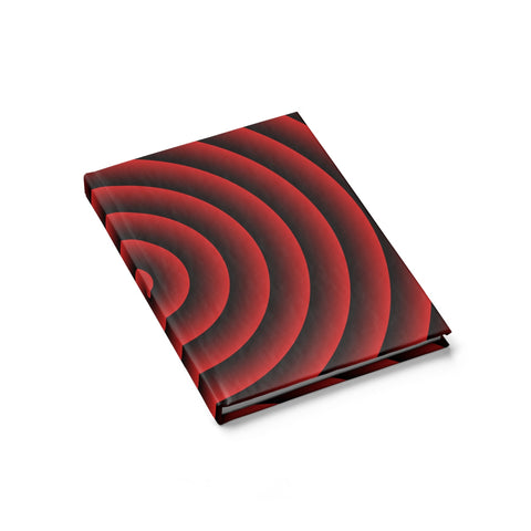 Awesome Spiral Journal - Blank