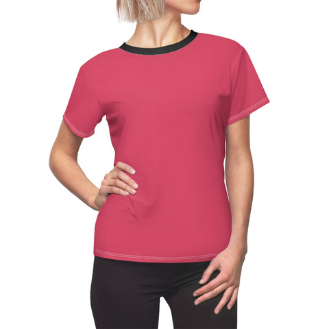 Hot Coral Women's Tee