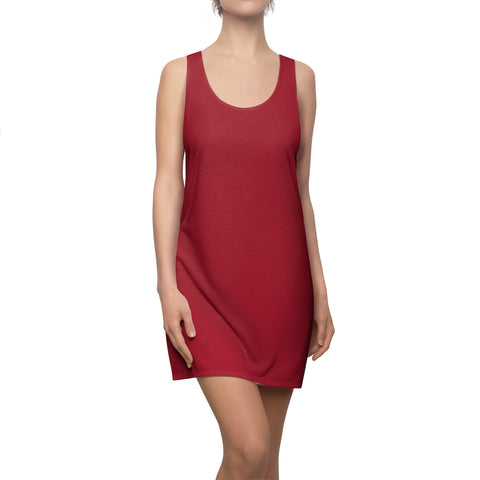 Red-1 Racerback Dress