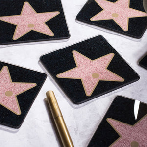 Hollywood Stars Place Settings Gift UK