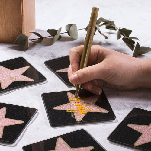 Hollywood Stars Place Settings