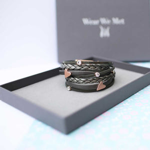 Wear We Met Bracelet