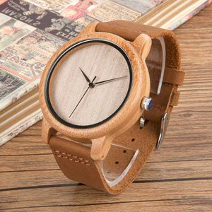Mens Timber Watch