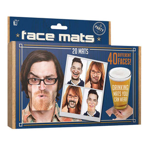Face Mats party gift