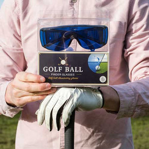 golf ball glasses