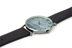 Mr Beaumont of London Men's Carbonized Watch