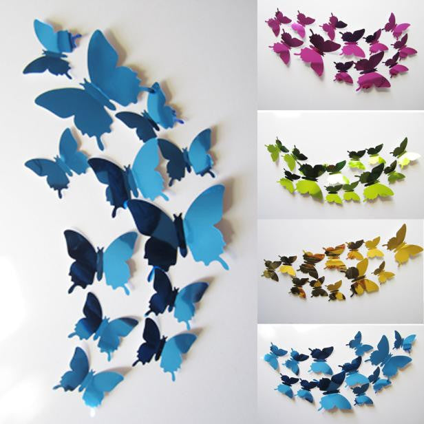 Butterfly 3D collection