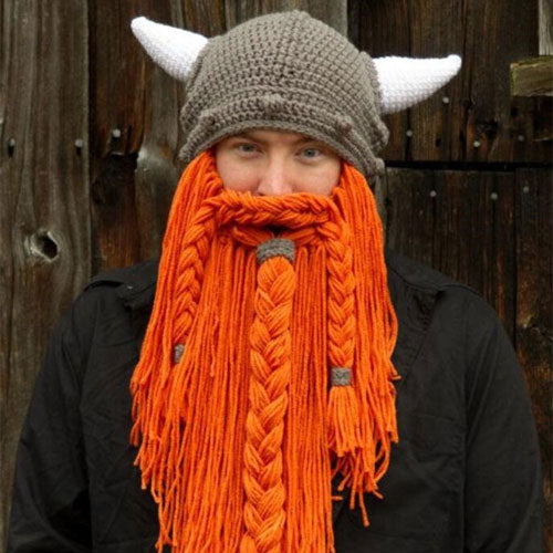 Instant Viking Beard