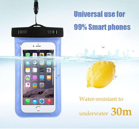 Waterproof Phone Beach Case