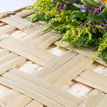 Bamboo Eco Coffin Lid  - Thinkwillow.com Free UK mainland delivery