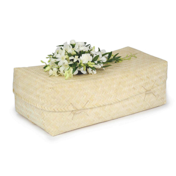 Infant Bamboo Light Casket - Free Delivery thinkwillow.com