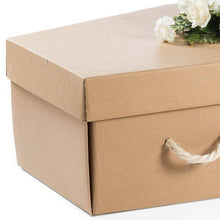 Manilla Cardboard Coffin Lid Detail -  thinkwillow.com