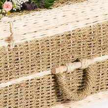 Pandanus Traditional Wicker coffin handle