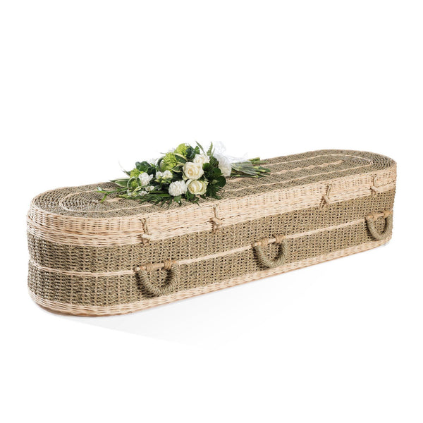 Pandanus coffin -  thinkwillow.com