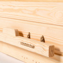Pine casket handle - thinkwillow.com