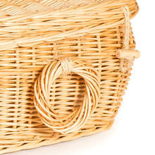 Infant Willow Light Casket Handle Detail - Free Delivery, thinkwillow.com