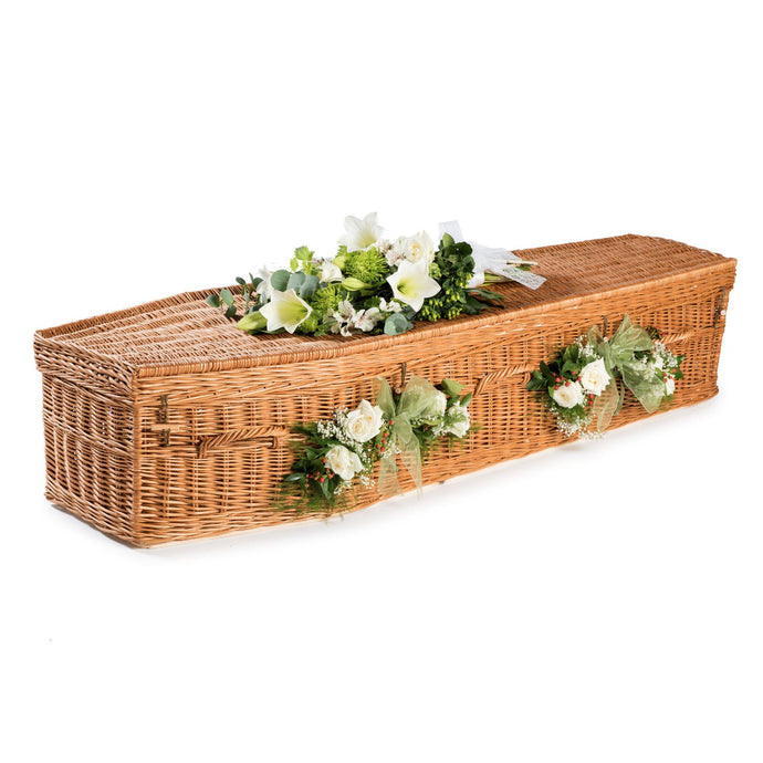 Eco Willow Coffin - Free Delivery, thinkwillow.com