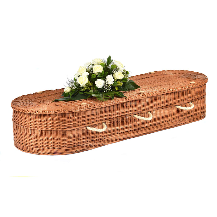 Willow Eco2 Coffin Full image