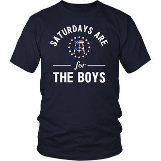 The Saturday Are For The Boys T-shirts