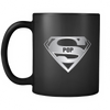 Daddy-my favorite superhero mug