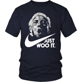 Just Woo It Funny Graphic T-Shirt