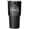 King Are Born In August Tumbler