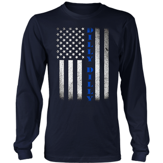 Dilly Dilly American Flag T-shirt | Funny Usa Flag T-shirt