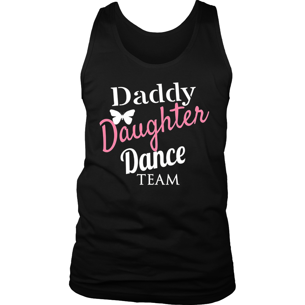 Daddy Daughter Dance Team Matching Shirts for Dad & Daughter