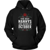 THE BEST NANNYS ARE BORN IN OCTOBER