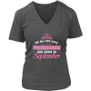 Princesses Are Born In September Tshirt