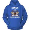 Kings Are Born In December T-Shirt