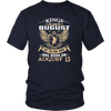 Kings Are Born On August 15 Birthday T-Shirt