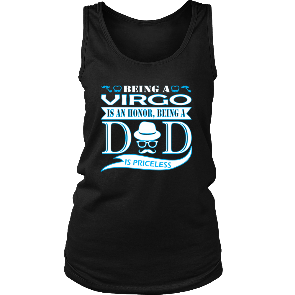 Being Virgo Is Honor Being Dad Priceless t-Shirt Hoodie