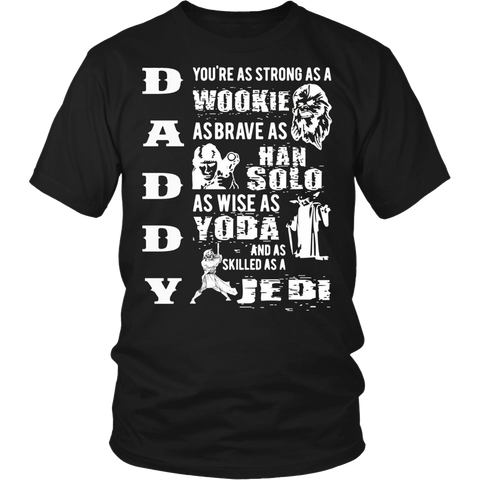 Daddy Father Day 2017 T-shirt - You are super hero