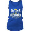 Queens Are Born In December Best Birthday Gift for Women Be the first to review this item