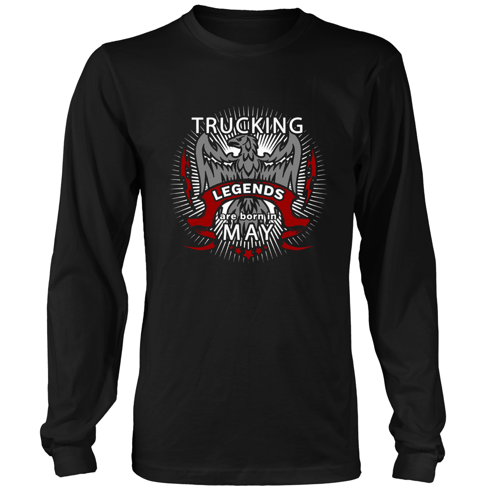 Trucking Legends Are Born In May