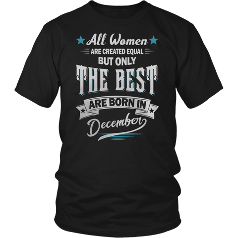 DECEMBER WOMEN BEST ARE BORN IN DECEMBER