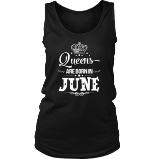 Queen are born in June T-Shirt