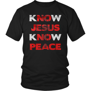 KNOW JESUS KNOW ME T-Shirt