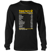 Virgo Facts Servings Per Container T-shirt Hoodie