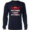 Kings Are Born In October 05 T-Shirt