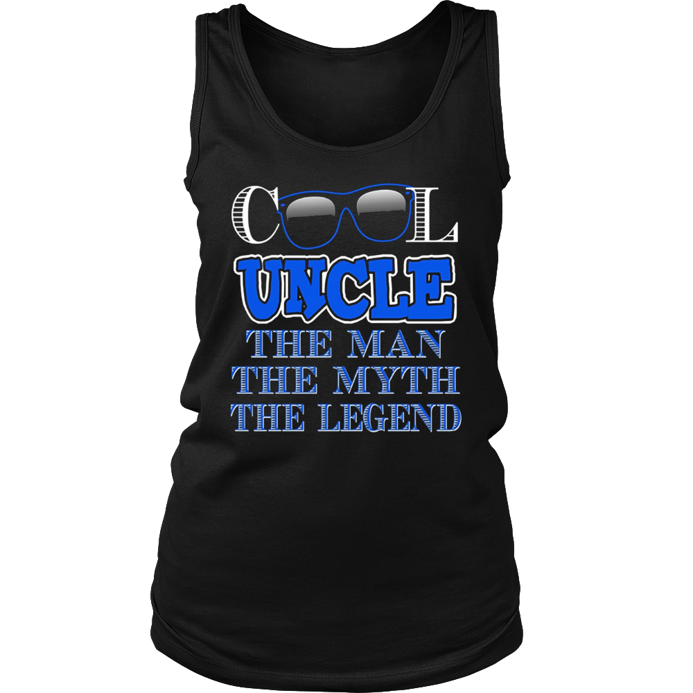 Mens Uncle gifts t shirts from niece nephew for men fathers day