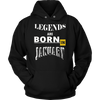 Mens Legends are born in January Tee