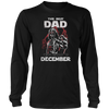 THE BEST DAD WAS BORN IN DECEMBER